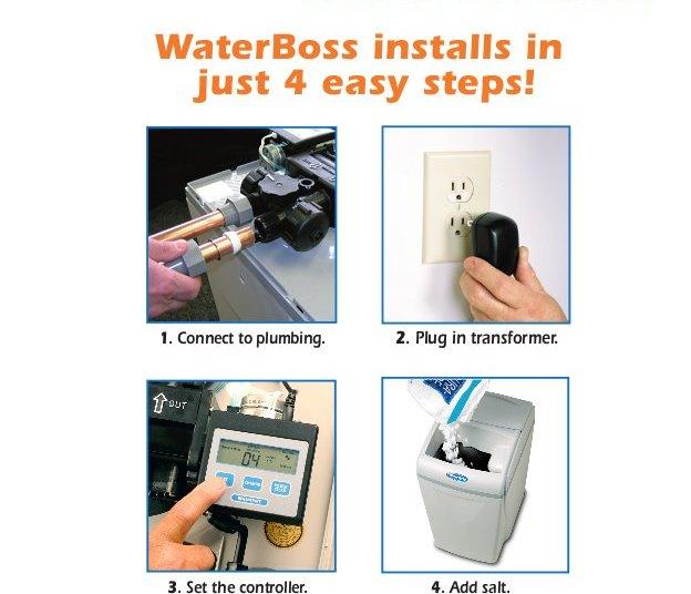 Water Softener Waterboss Water Softener Customer Service